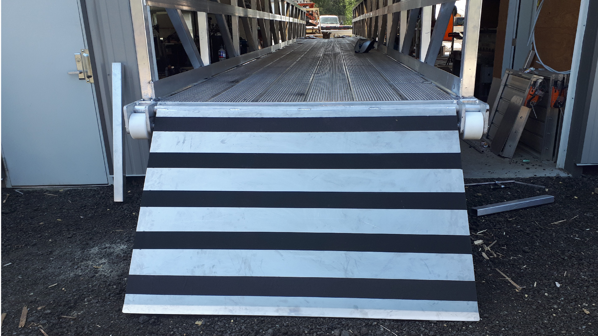 Gangway-with Ramp-80